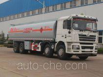 骏通牌JF5316GRYSX型易燃液体罐式运输车