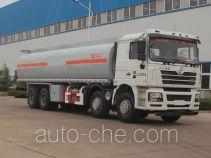 Juntong JF5316TGYSX oilfield fluids tank truck