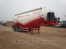 Juntong JF9340GFL low-density bulk powder transport trailer