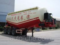 Juntong JF9341GFL medium density bulk powder transport trailer