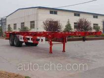 Juntong JF9350TJZG container transport trailer