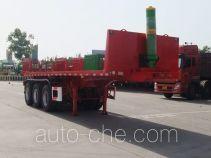 Juntong JF9401ZZXP flatbed dump trailer