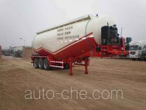 Juntong JF9401GFL49 low-density bulk powder transport trailer