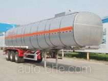 Juntong JF9401GSY aluminium cooking oil trailer