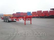 Juntong JF9401TJZG container transport trailer