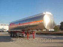 Juntong JF9402GYY aluminium oil tank trailer