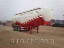 骏通牌JF9405GFLA型低密度粉粒物料运输半挂车