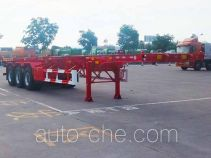 Juntong JF9405TJZG container transport trailer