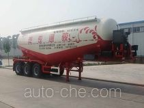 Juntong JF9406GFL42 low-density bulk powder transport trailer