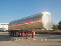 Juntong JF9404GYY aluminium oil tank trailer
