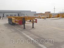 Xuanchang JFH9400TJZ container transport trailer