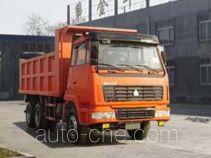 金华飞顺牌JFS3250型自卸汽车