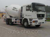金华飞顺牌JFS5250GJB型混凝土搅拌运输车