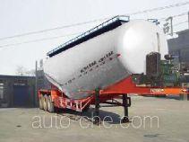 Pulverized coal transport trailer