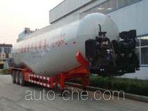 金华飞顺牌JFS9401GFL型粉粒物料运输半挂车