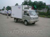 国道牌JG5010XLC型冷藏车