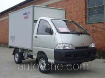 Guodao JG5021XBW insulated box van truck