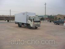 Guodao JG5040XBWCA insulated box van truck