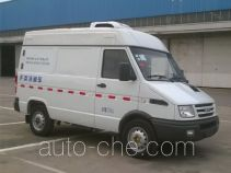 Guodao JG5040XLC4A автофургон рефрижератор