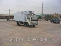 国道牌JG5040XLCCA型冷藏车