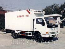 国道牌JG5041XLC型冷藏车