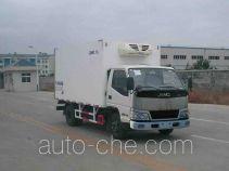 国道牌JG5042XLC4型冷藏车