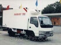 国道牌JG5044XLC型冷藏车