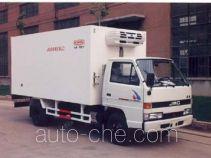 国道牌JG5045XLC型冷藏车
