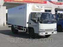 国道牌JG5045XLCA型冷藏车