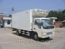 国道牌JG5046XLC型冷藏车