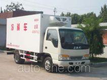 国道牌JG5047XLC型冷藏车