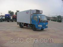 国道牌JG5052XLCCA型冷藏车