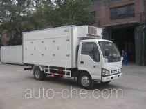 国道牌JG5060XLC型冷藏车