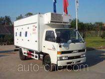 国道牌JG5063XLC型冷藏车