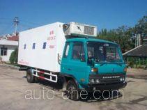 国道牌JG5072XLC型冷藏车