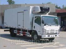 国道牌JG5101XLC4型冷藏车