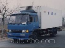 国道牌JG5113XLC型冷藏车