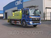 Guodao JG5121THB бетононасос на базе грузового автомобиля