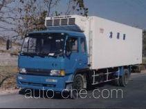 国道牌JG5122XLC型冷藏车
