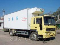 国道牌JG5160XLC型冷藏车