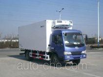 国道牌JG5161XLC4型冷藏车