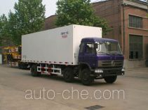 Guodao JG5190XBW insulated box van truck