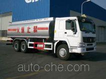 国道牌JG5256GJYZZ型加油车