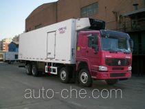 国道牌JG5314XLCZZ型冷藏车