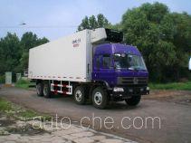 国道牌JG5315XLCEQ型冷藏车