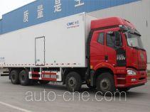 Guodao JG5318XLC4 refrigerated truck
