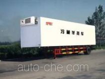 Guodao JG9130XLC refrigerated trailer