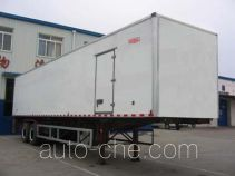 Guodao JG9280XBW insulated van trailer