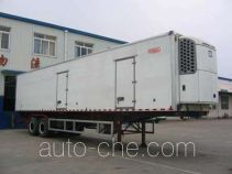 Guodao JG9280XLC refrigerated trailer