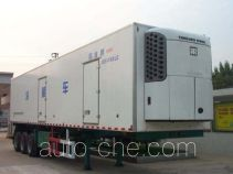 Guodao JG9350XLC refrigerated trailer